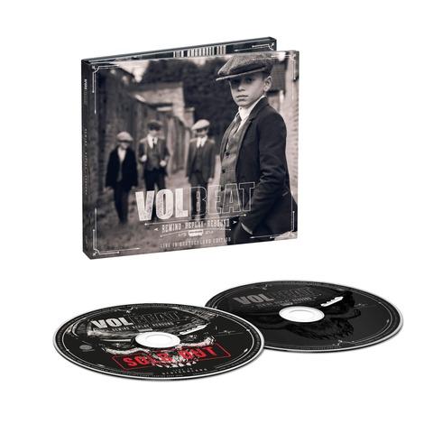 Rewind, Replay, Rebound: Live In Deutschland - Best Of (2CD) von Volbeat - 2CD jetzt im Volbeat Shop