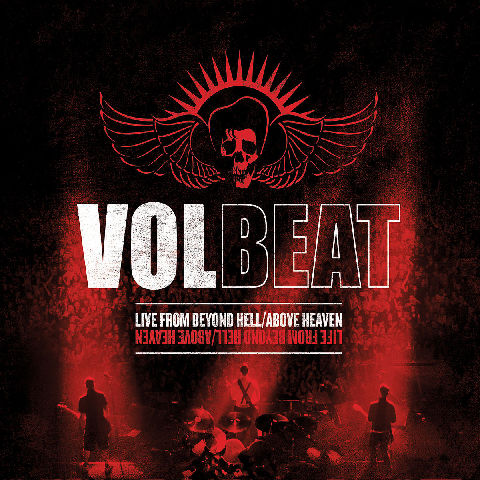 √Live From Beyond Hell/Above Heaven von Volbeat - CD jetzt im Volbeat Shop
