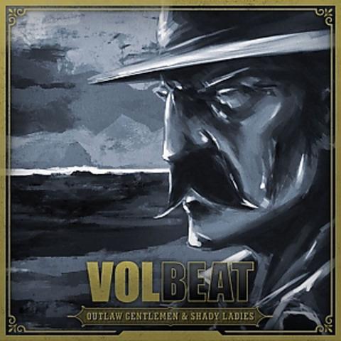 √Outlaw Gentlemen & Shady Ladies von Volbeat - LP jetzt im Volbeat Shop