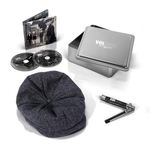 Rewind, Replay, Rebound (Ltd. Fanbox) von Volbeat - Box jetzt im Volbeat Shop