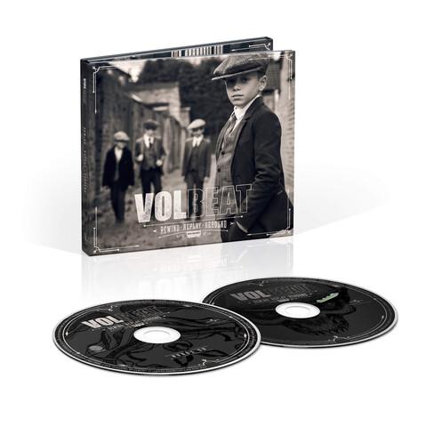 √Rewind, Replay, Rebound (Ltd. Deluxe Edition) von Volbeat - CD jetzt im Volbeat Shop