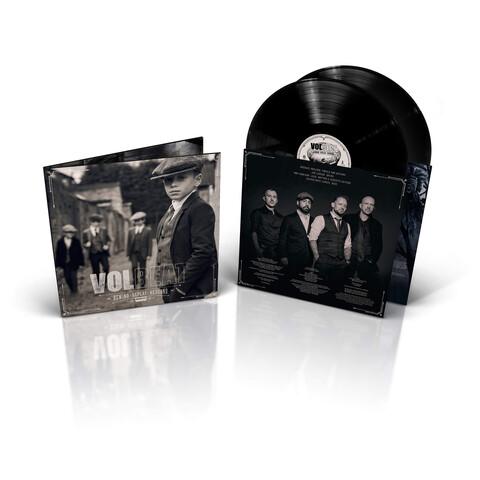 √Rewind, Replay, Rebound (2LP inkl. MP3 Code) von Volbeat - LP jetzt im Volbeat Shop
