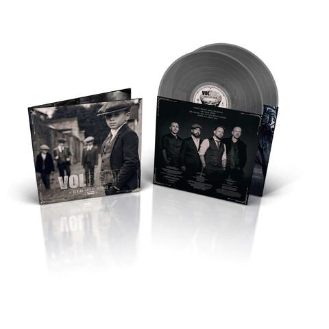√Rewind, Replay, Rebound (Ltd. Silver 2LP inkl. MP3 Code) von Volbeat - 2LP jetzt im Volbeat Shop