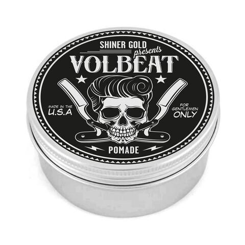 √Volbeat Shiner Gold von Volbeat - Pomade jetzt im Volbeat Shop