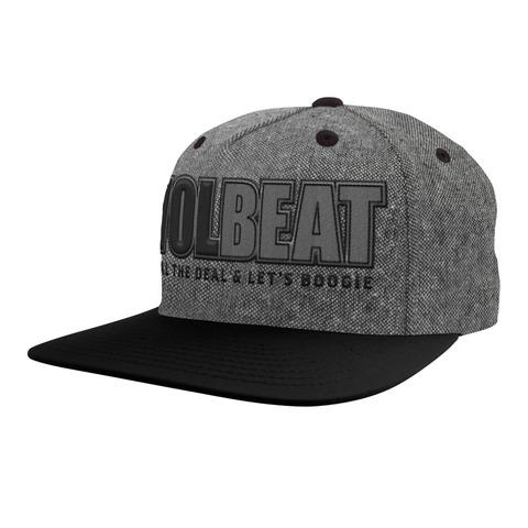 √Seal The Deal & Let's Boogie von Volbeat - Cap jetzt im Volbeat Shop
