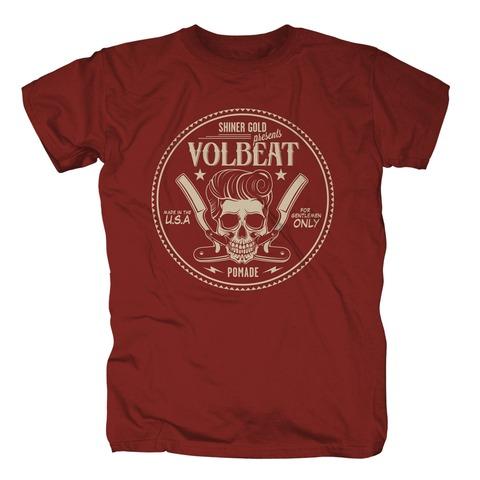 √Circle Skull von Volbeat - T-shirt jetzt im Volbeat Shop