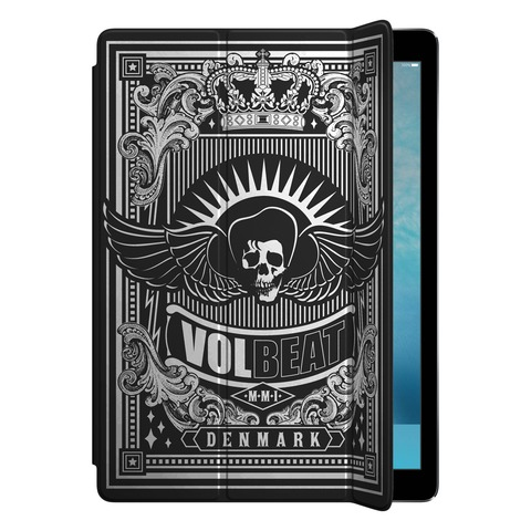 √Skullwing Ornament von Volbeat - iPad Case jetzt im Volbeat Shop
