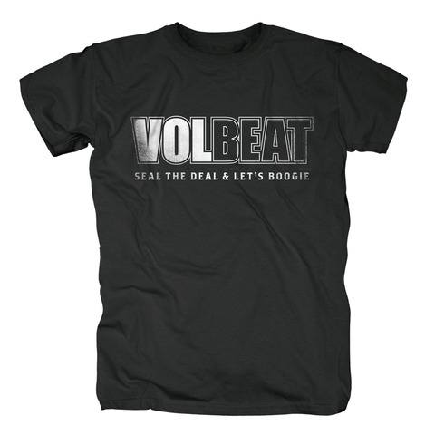 √Logo STDLB von Volbeat - T-shirt jetzt im Volbeat Shop
