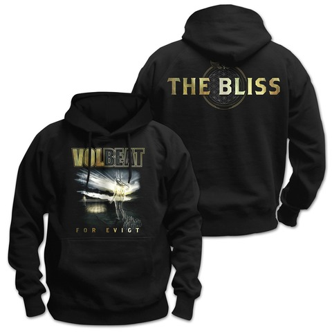 √For Evigt / The Bliss von Volbeat - Hood sweater jetzt im Volbeat Shop
