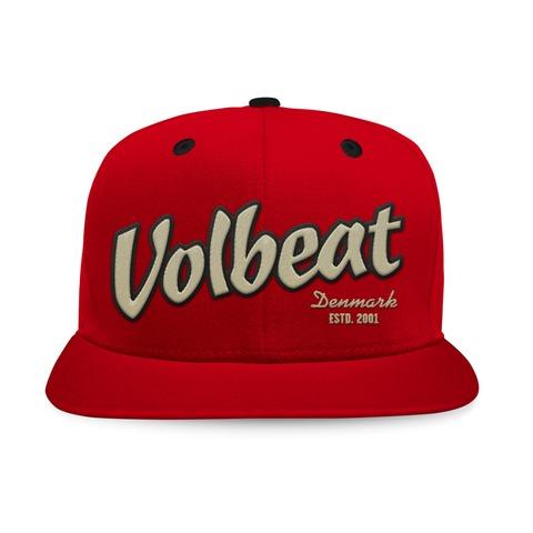 √Swoosh von Volbeat - Cap jetzt im Volbeat Shop