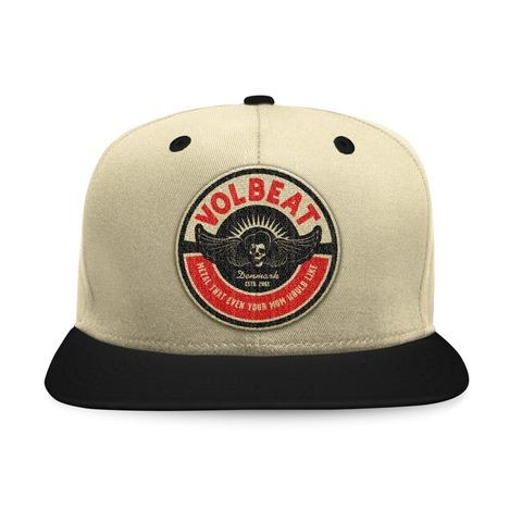 √Circle Mom von Volbeat - Cap jetzt im Volbeat Shop