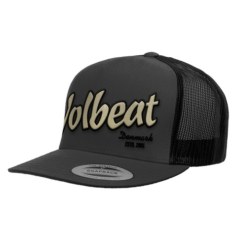 √Swoosh von Volbeat - Mesh Cap jetzt im Volbeat Shop