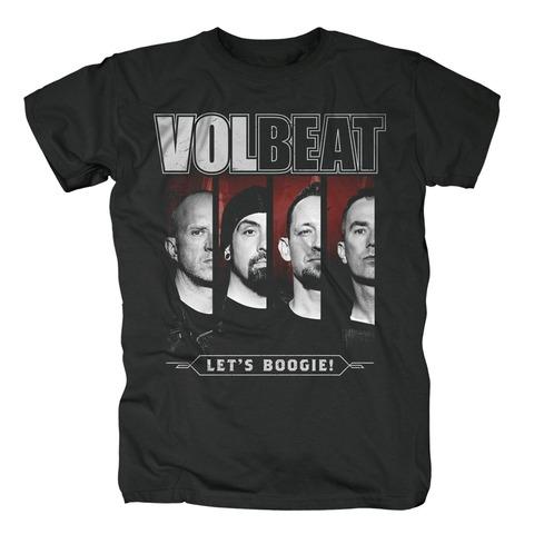 √Photo Slices von Volbeat - T-Shirt jetzt im Volbeat Shop