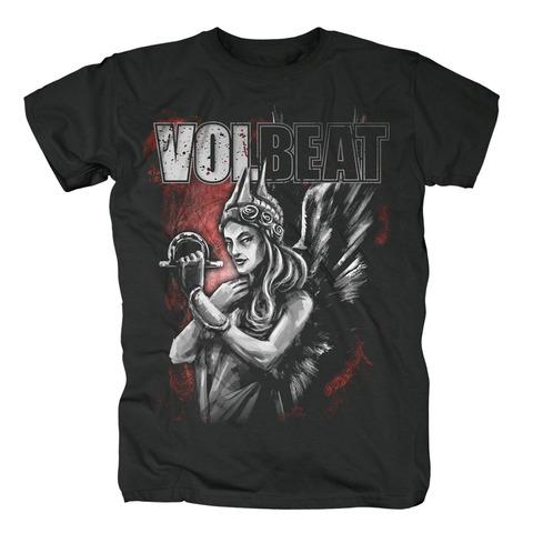 √Goddess Of War von Volbeat - T-Shirt jetzt im Volbeat Shop