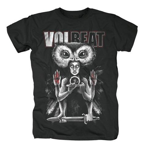 √Ishtar von Volbeat - T-Shirt jetzt im Volbeat Shop