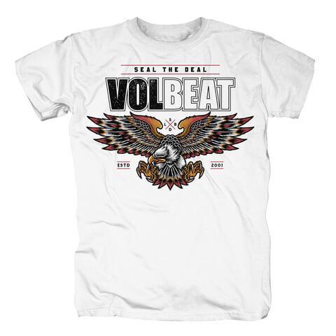 √Victorious von Volbeat - T-Shirt jetzt im Volbeat Shop