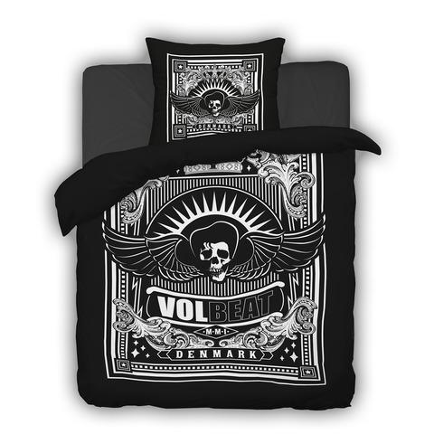 √Skullwing Ornament von Volbeat - Bed linen jetzt im Volbeat Shop