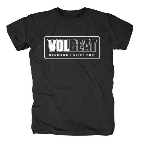 √Frame von Volbeat - T-Shirt jetzt im Volbeat Shop