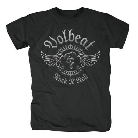 √Rock N Skull von Volbeat - T-Shirt jetzt im Volbeat Shop