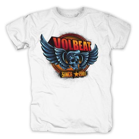 √Dimension Skullwing von Volbeat - T-Shirt jetzt im Volbeat Shop