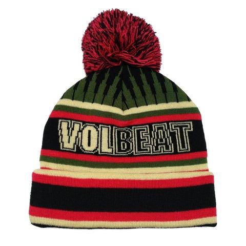 √Logo von Volbeat - Hockey Beanie jetzt im Volbeat Shop