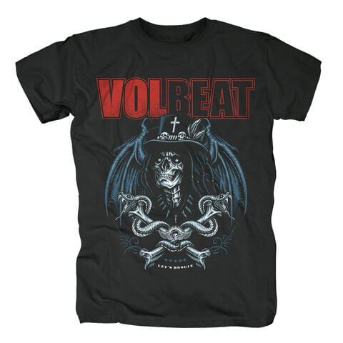 √Voodoo Boogie von Volbeat - T-Shirt jetzt im Volbeat Shop