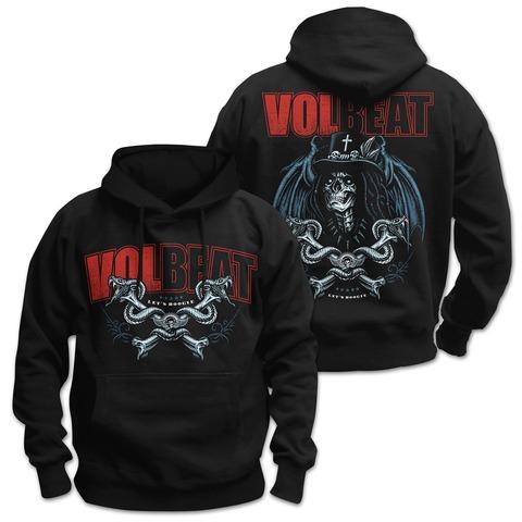 √Voodoo Boogie von Volbeat - Hood sweater jetzt im Volbeat Shop