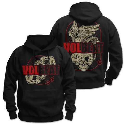 √Fight For Life von Volbeat - Hood sweater jetzt im Volbeat Shop