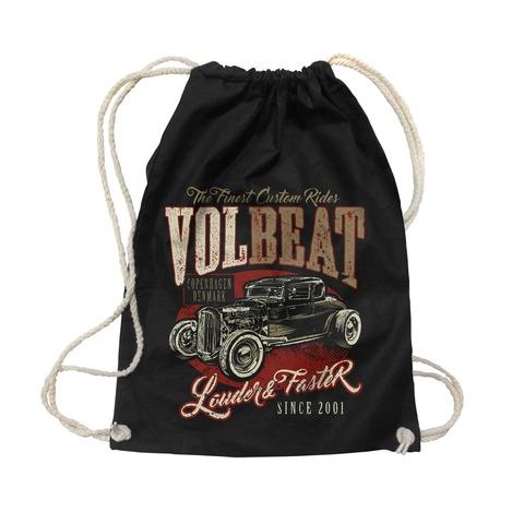 √Louder & Faster von Volbeat - Gym Bag jetzt im Volbeat Shop