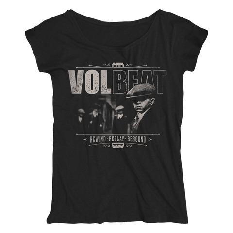 The Gang von Volbeat - Girlie Shirt Loose Fit jetzt im Volbeat Shop