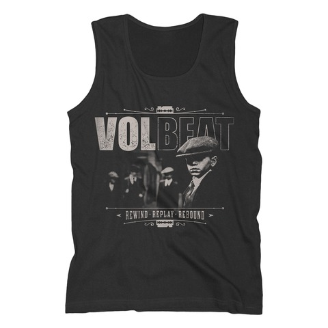 √The Gang von Volbeat - Men's Tank Top jetzt im Volbeat Shop