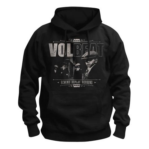 √The Gang von Volbeat - Hood sweater jetzt im Volbeat Shop
