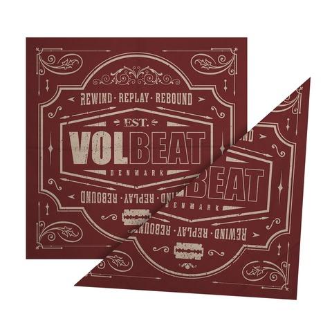√Rewind Replay Rebound von Volbeat - Bandana jetzt im Volbeat Shop