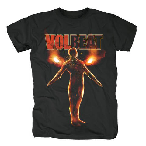 √Last Day Under The Sun von Volbeat - T-Shirt jetzt im Volbeat Shop
