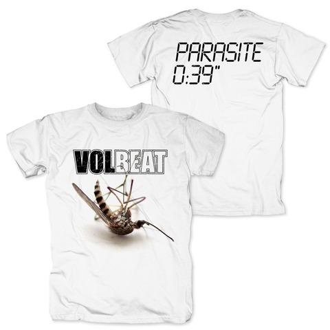 √Parasite von Volbeat - T-Shirt jetzt im Volbeat Shop