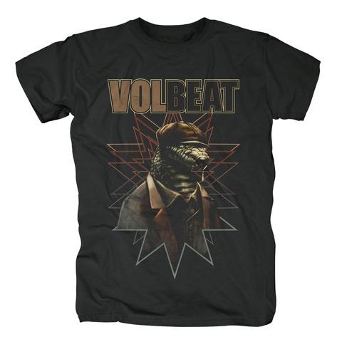 √Die To Live von Volbeat - T-Shirt jetzt im Volbeat Shop
