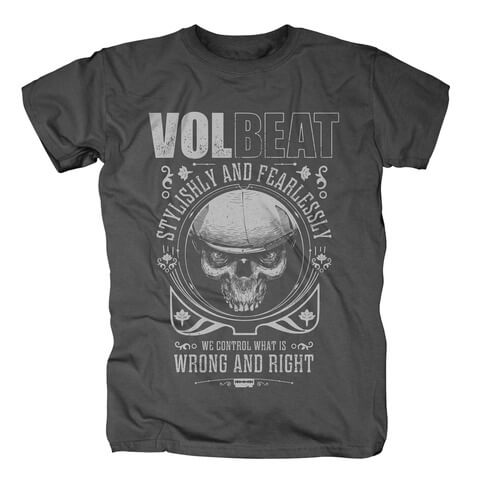 √Wrong and Right von Volbeat - T-Shirt jetzt im Volbeat Shop