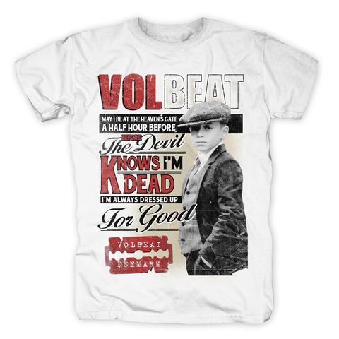 √Cheapside Sloggers von Volbeat - T-Shirt jetzt im Volbeat Shop