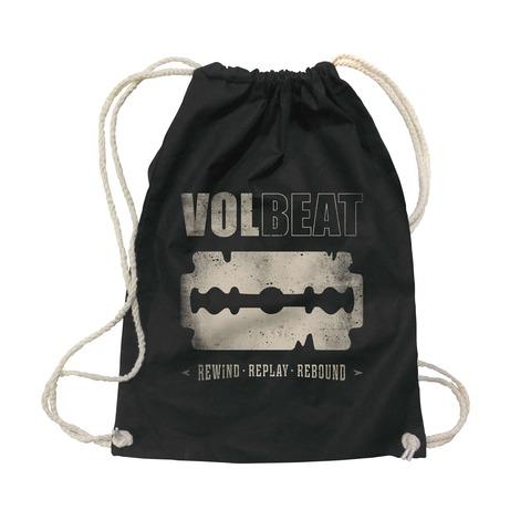 √Razorblade von Volbeat - Gym Bag jetzt im Volbeat Shop