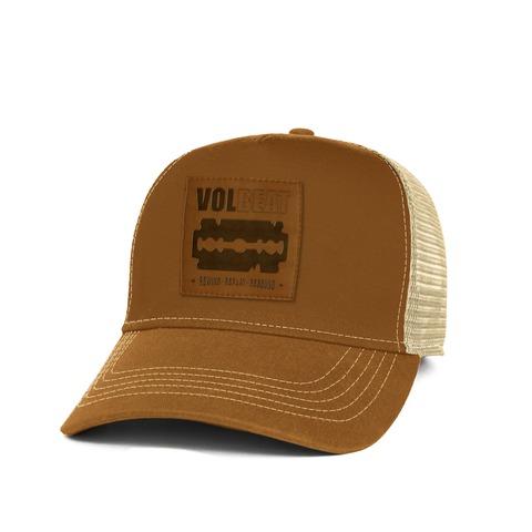 √Razorblade Patch von Volbeat - Cap jetzt im Volbeat Shop