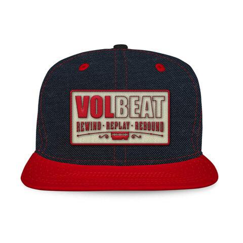 √RRR Patch von Volbeat - Cap jetzt im Volbeat Shop