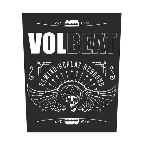 √RRR Skullwing von Volbeat -  jetzt im Volbeat Shop