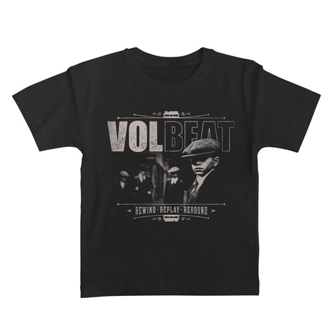 √The Gang von Volbeat - Kids Shirt jetzt im Volbeat Shop