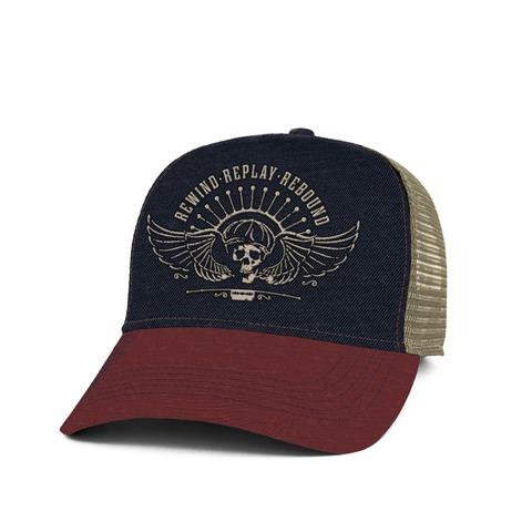√RRR Mesh Cap von Volbeat - Cap jetzt im Volbeat Shop
