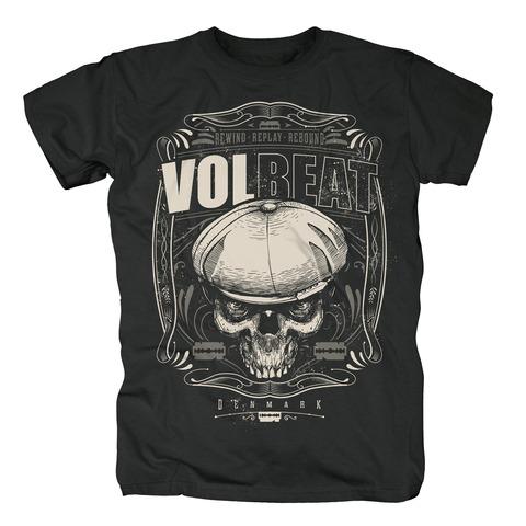 √Skull Ornaments von Volbeat - T-Shirt jetzt im Volbeat Shop