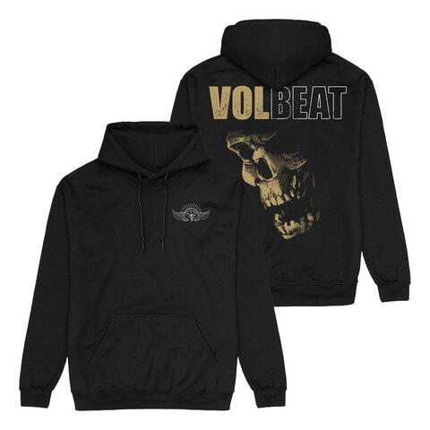 √The Grim Reaper von Volbeat - Hood sweater jetzt im Volbeat Shop