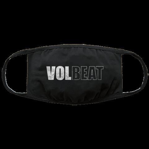 Volbeat Logo von Volbeat - Maske jetzt im Volbeat Shop