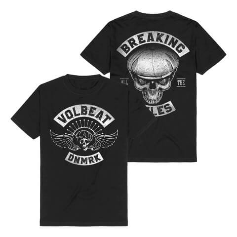 Breaking All The Rules von Volbeat - T-Shirt jetzt im Volbeat Shop