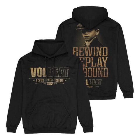 √Big Letters von Volbeat - Hood sweater jetzt im Volbeat Shop